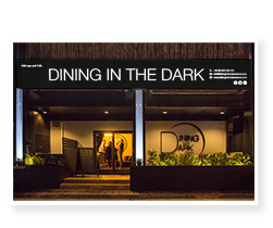 Dining on the Dark, Koh Samui, Thailand